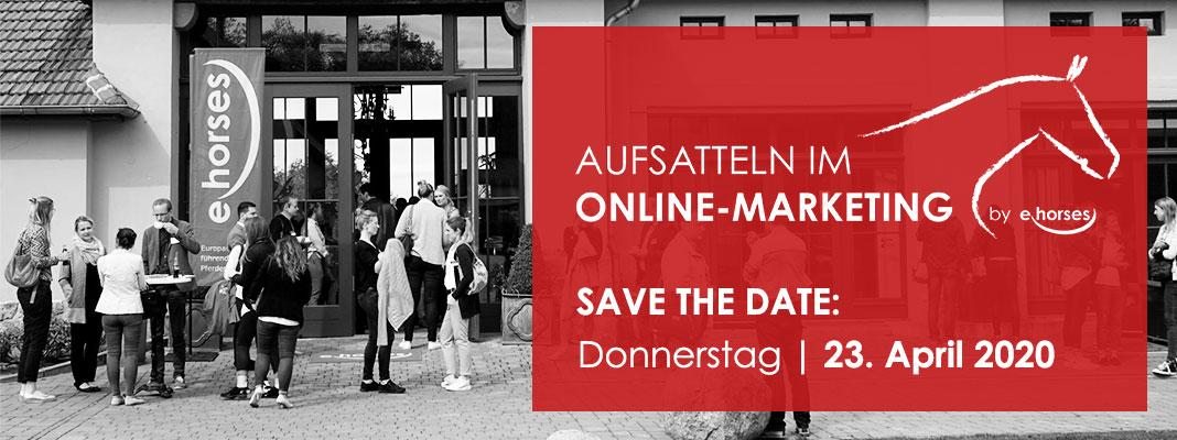 Aufsatteln im Online-Marketing - am 27.04.2017 Rittergut Osthoff, Osnabrück